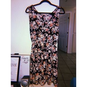 Libian Floral Dress